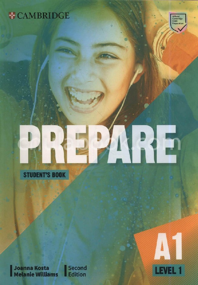 CAMBRIDGE ENGLISH PREPARE! LEVEL 1: STUDENTS BOOK (A2)