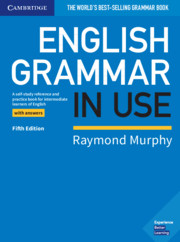 ENGLISH GRAMMAR IN USE: INTERMEDIATE LEARNERS OF ENGLISH (WITH ANSWERS)
