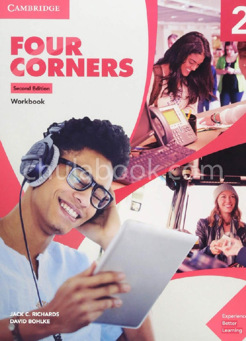 FOUR CORNERS 2: WORKBOOK (A2)
