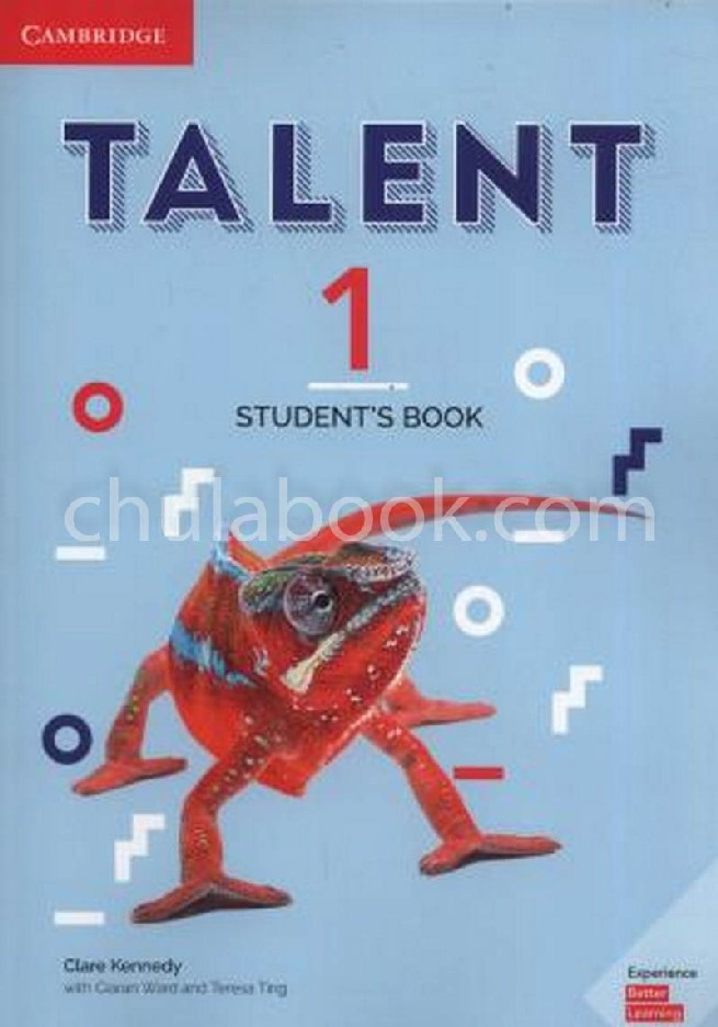 TALENT LEVEL 1: STUDENT'S BOOK