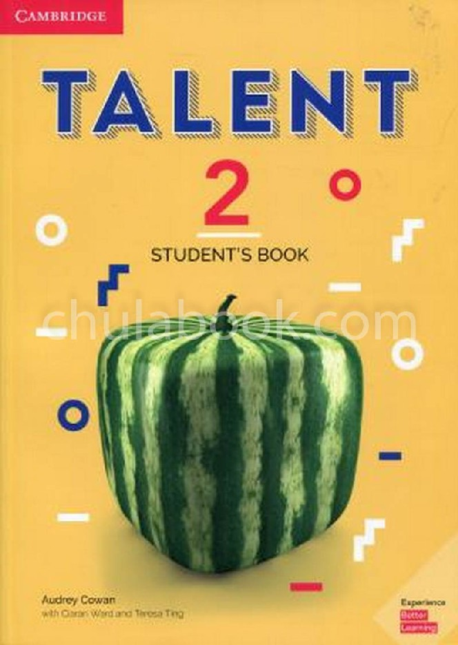 TALENT LEVEL 2: STUDENT'S BOOK