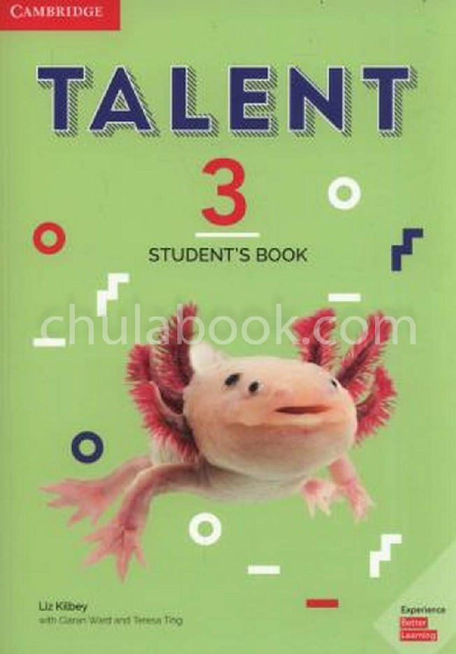 TALENT LEVEL 3: STUDENT'S BOOK