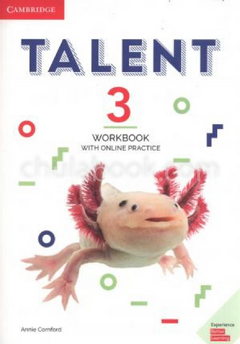 TALENT LEVEL 3: WORKBOOK WITH ONLINE PRACTICE