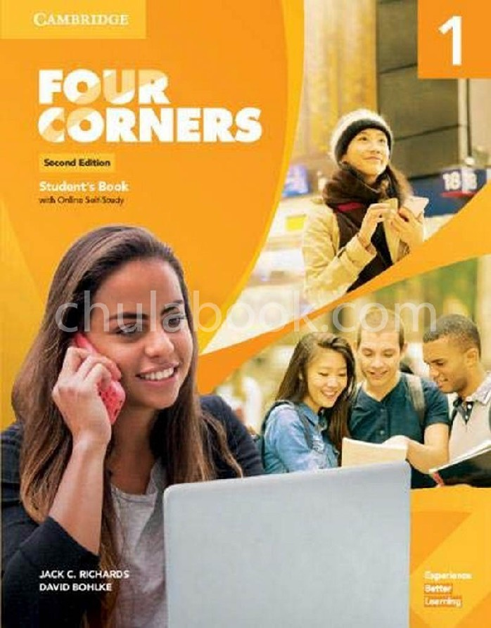 FOUR CORNERS 1: STUDENT'S BOOK (A1) (WITH SELF-STUDY CD-ROM)