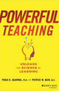 POWERFUL TEACHING: UNLEASH THE SCIENCE OF LEARNING (HC)