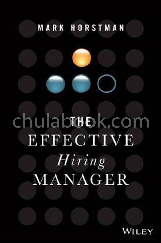 THE EFFECTIVE HIRING MANAGER (HC)
