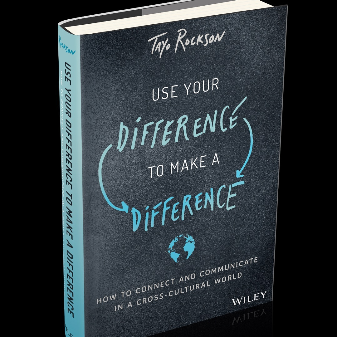 USE YOUR DIFFERENCE TO MAKE A DIFFERENCE (HC)