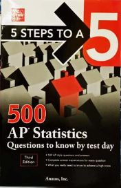 5 STEPS TO A 5: 500 AP ENGLISH LITERATURE QUESTIONS TO KNOW BY TEST DAY (HC)