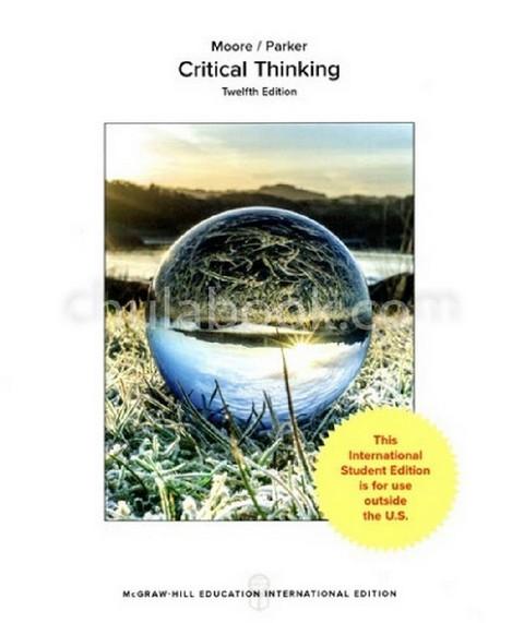 CRITICAL THINKING (ISE)