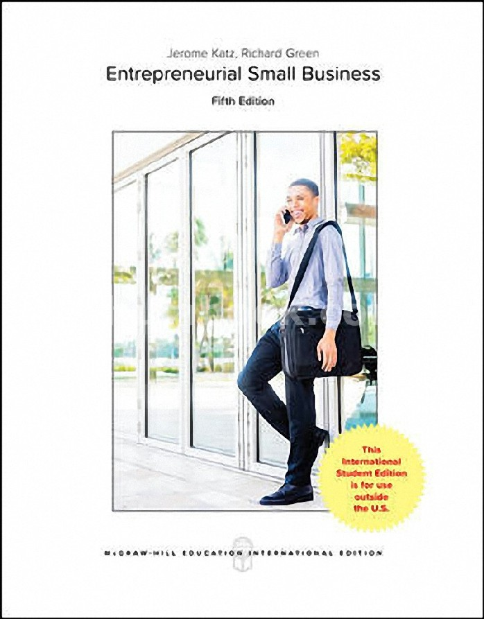 ENTREPRENEURIAL SMALL BUSINESS (ISE)
