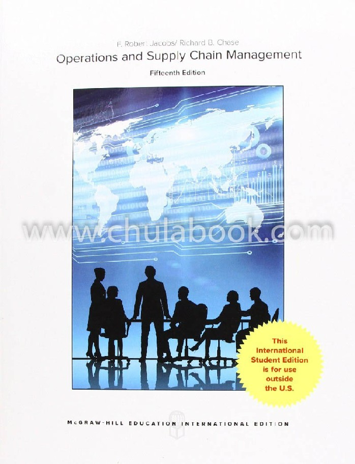 OPERATIONS AND SUPPLY CHAIN MANAGEMENT (ISE)