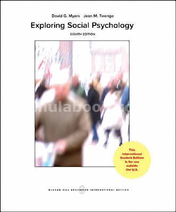 EXPLORING SOCIAL PSYCHOLOGY (ISE)