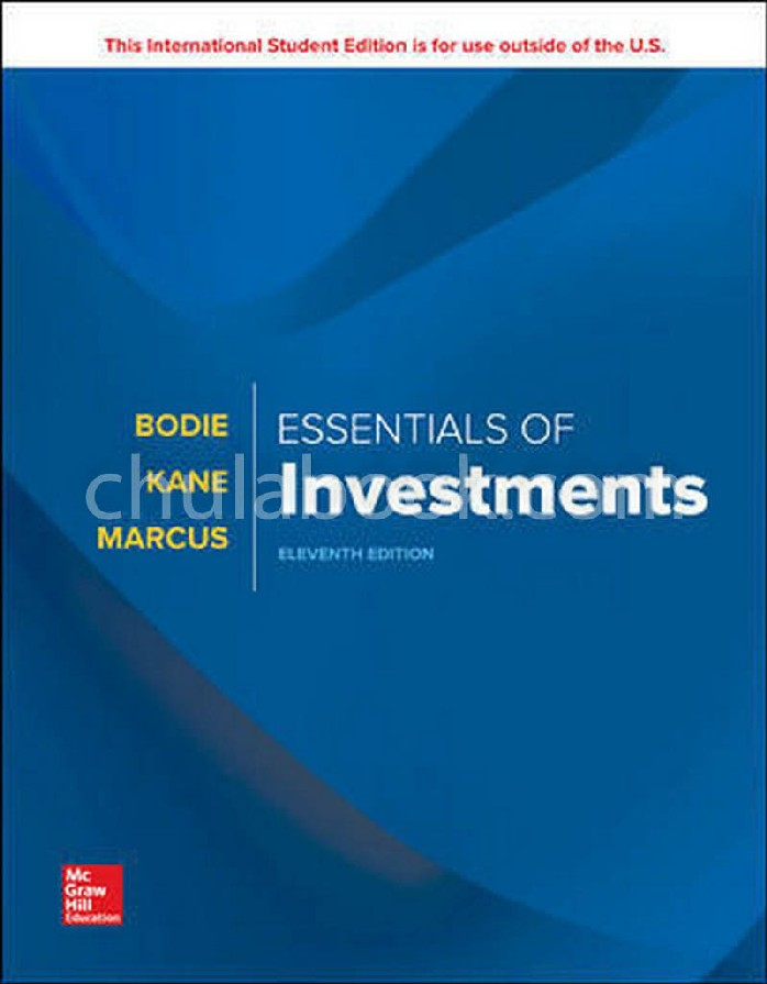 ESSENTIALS OF INVESTMENTS (ISE)