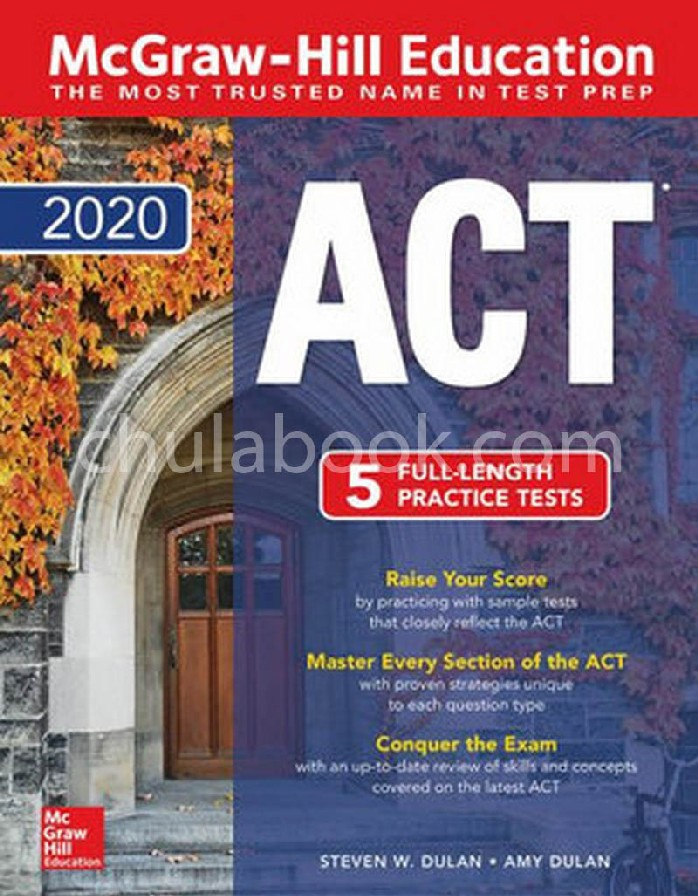 MCGRAW-HILL ACT 2020