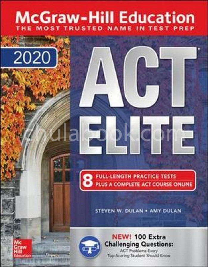MCGRAW-HILL ACT ELITE 2020