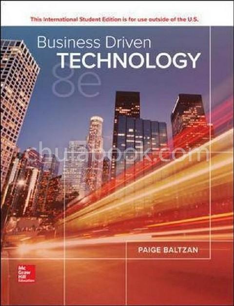 BUSINESS DRIVEN TECHNOLOGY