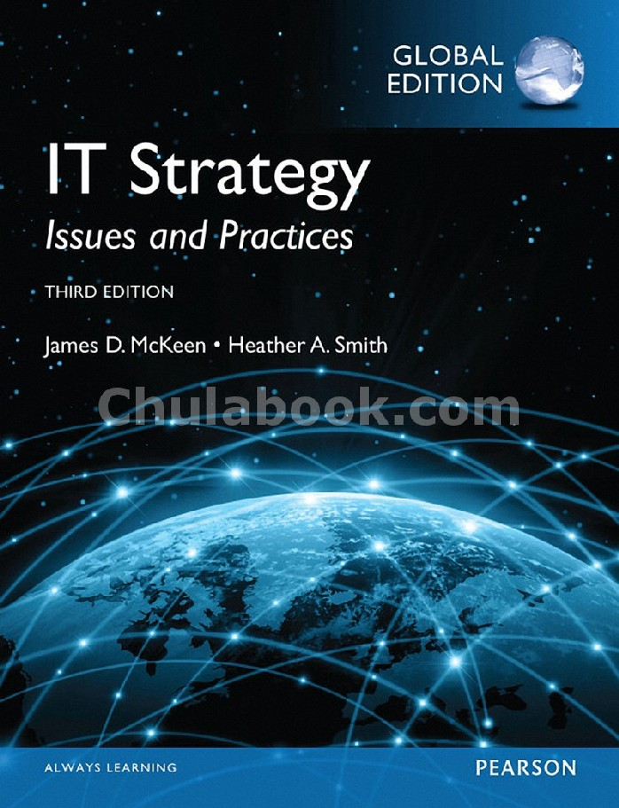 IT STRATEGY (GLOBAL EDITION)