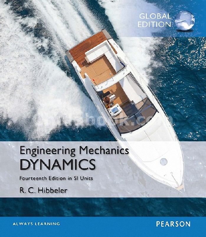 ENGINEERING MECHANICS: DYNAMICS (SI UNITS) (GLOBAL EDITION)