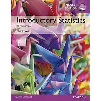 INTRODUCTORY STATISTICS (GLOBAL EDITION)