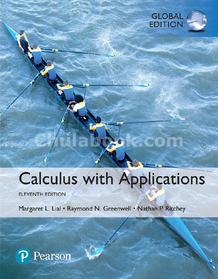 CALCULUS WITH APPLICATIONS (GLOBAL EDITION)