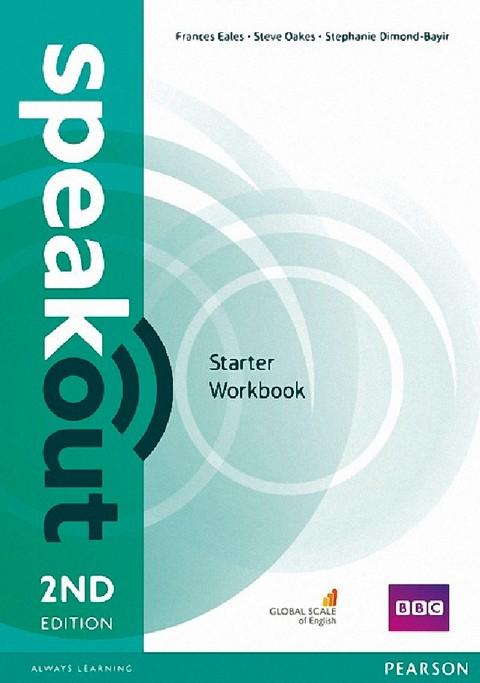 SPEAKOUT: STARTER (WORKBOOK) (WITHOUT KEY)