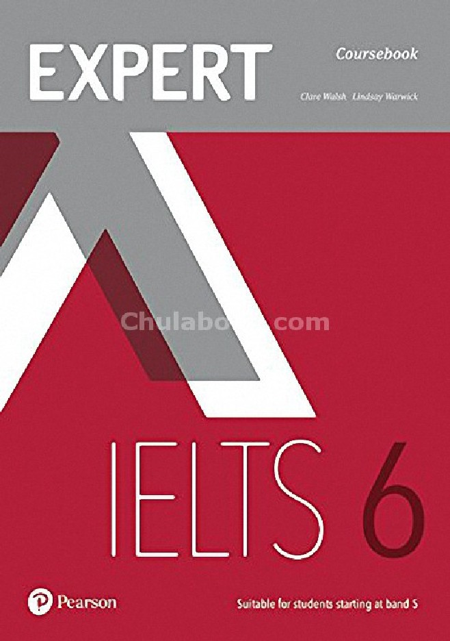 EXPERT IELTS 6: COURSEBOOK WITH ONLINE AUDIO