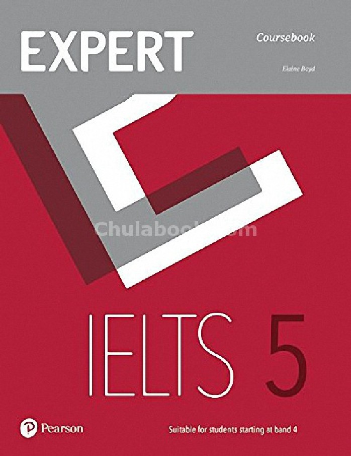 EXPERT IELTS 5: COURSEBOOK WITH ONLINE AUDIO