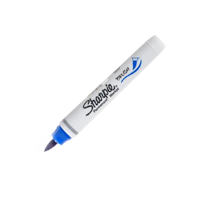 ปากกาชาร์ปี้ บรัชทิป สีน้ำเงิน  (2092842)
