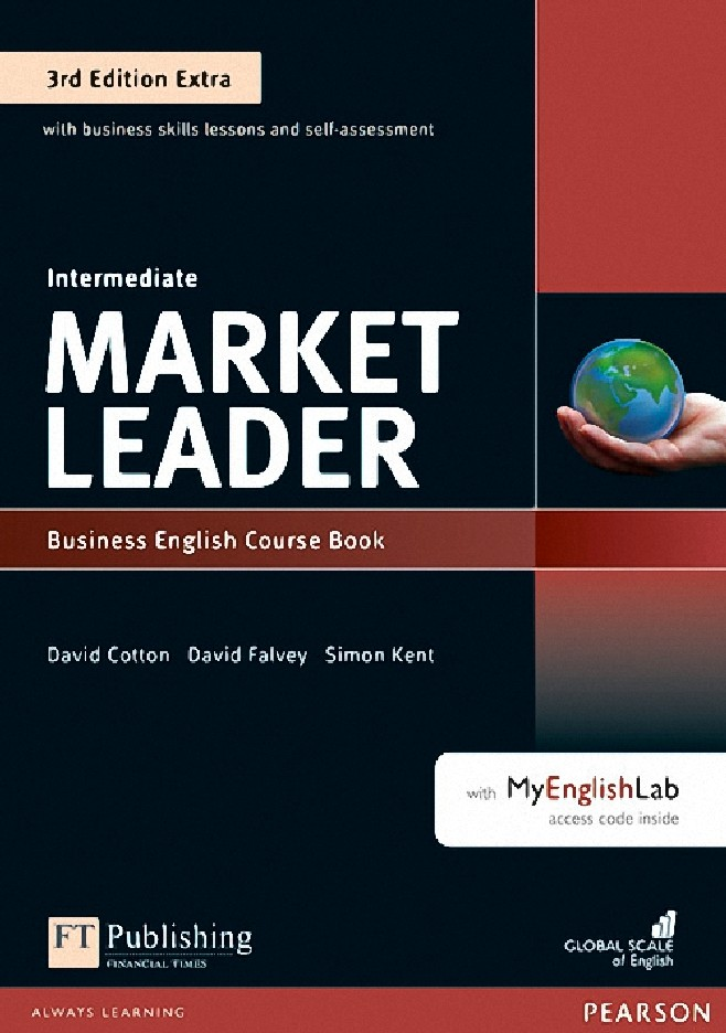 MARKET LEADER EXTRA: BUSINESS ENGLISH COURSEBOOK (INTERMEDIATE) (1 BK./1 DVD)