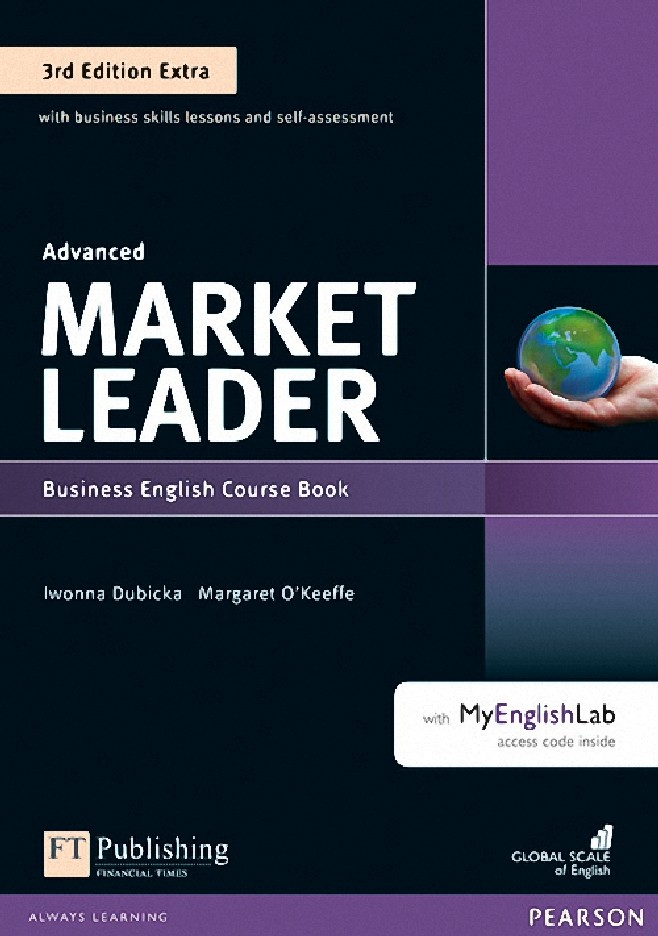 MARKET LEADER EXTRA: BUSINESS ENGLISH COURSEBOOK (ADVANCED) (1 BK./1 DVD)