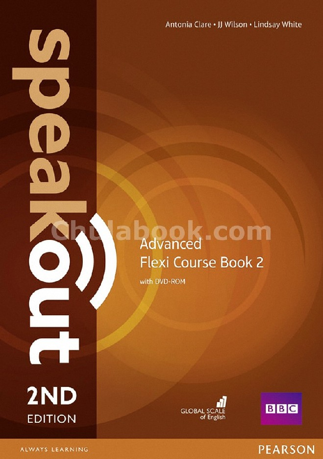 SPEAKOUT: ADVANCED (FLEXI COURSE BOOK 2) (1 DVD) (REVISED EDITION)