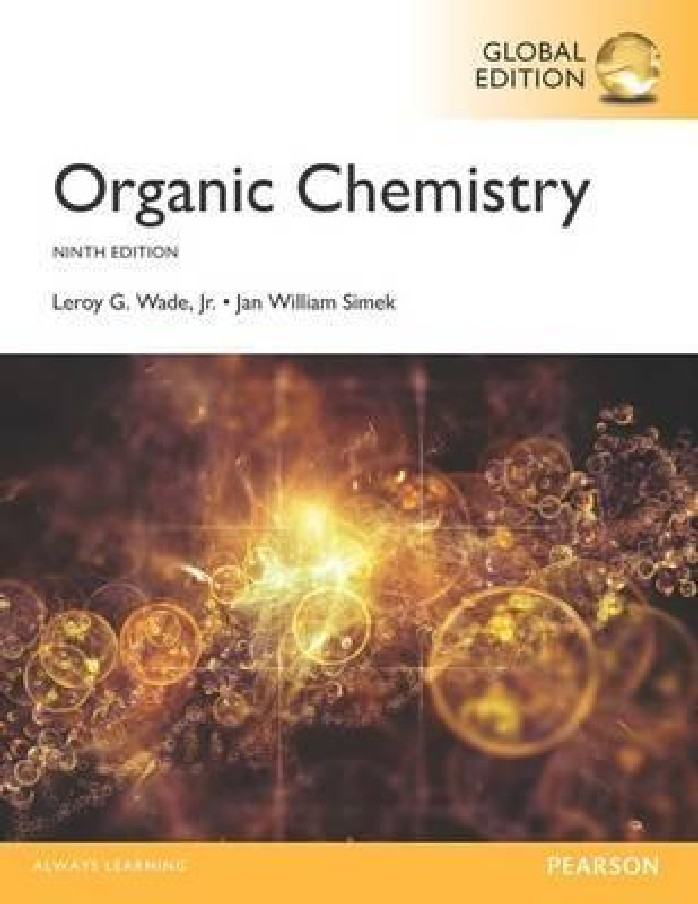 ORGANIC CHEMISTRY (GLOBAL EDITION)