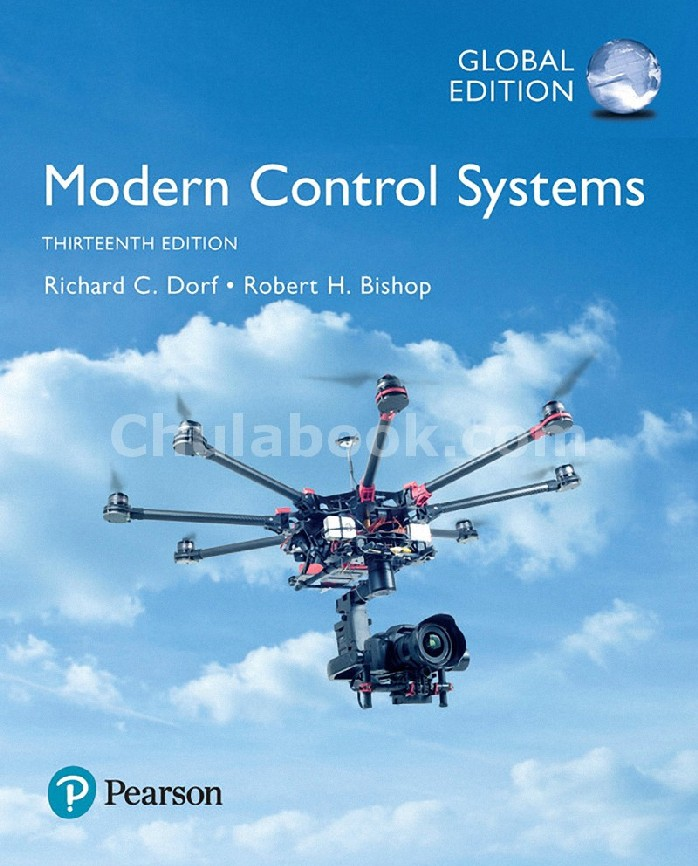 MODERN CONTROL SYSTEMS (GLOBAL EDITION)