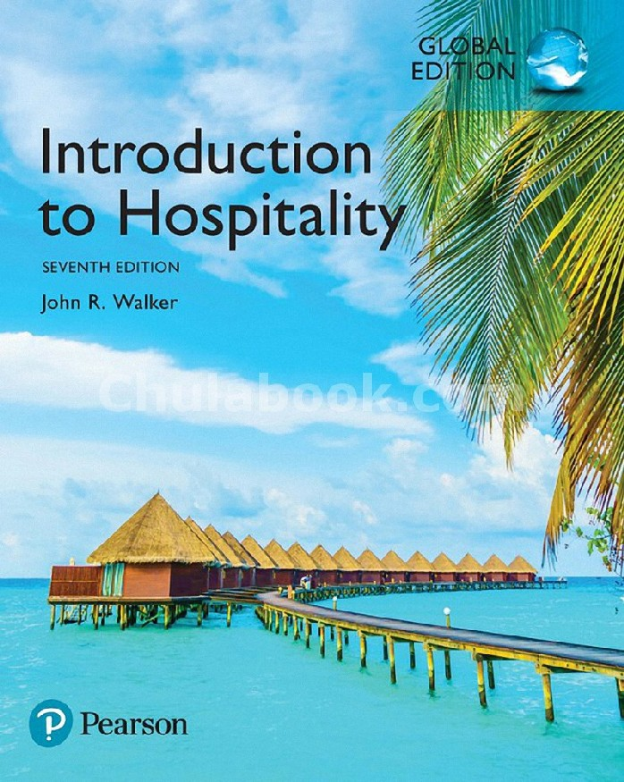 INTRODUCTION TO HOSPITALITY (GLOBAL EDITION)