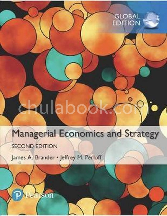 MANAGERIAL ECONOMICS AND STRATEGY (GLOBAL EDITION)