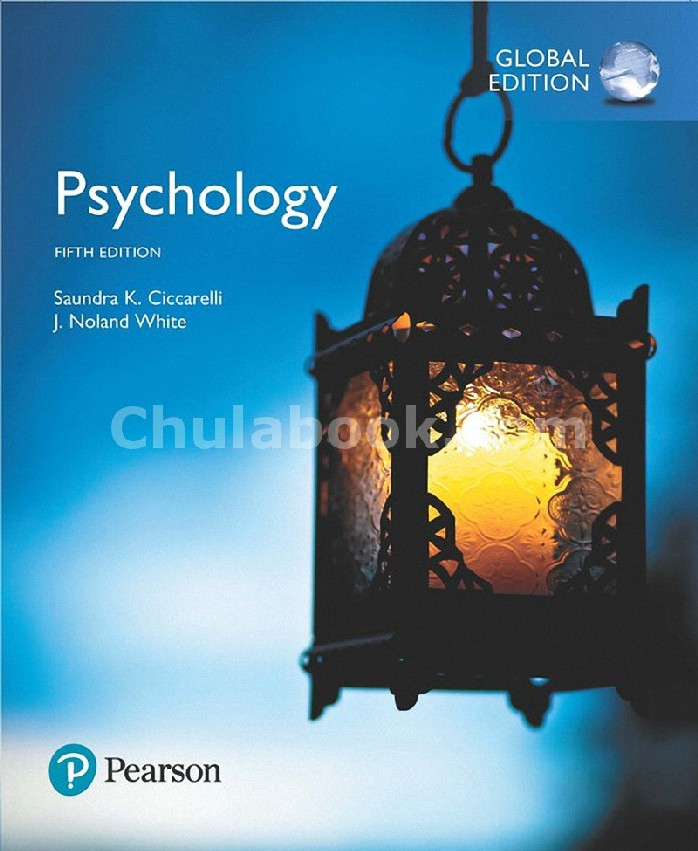 PSYCHOLOGY (GLOBAL EDITION)