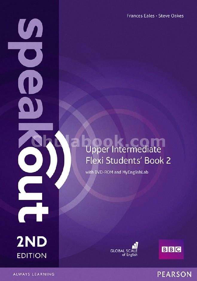 SPEAKOUT: UPPER INTERMEDIATE (FLEXI STUDENTS' BOOK 2) (1 BK./1 CD-ROM)