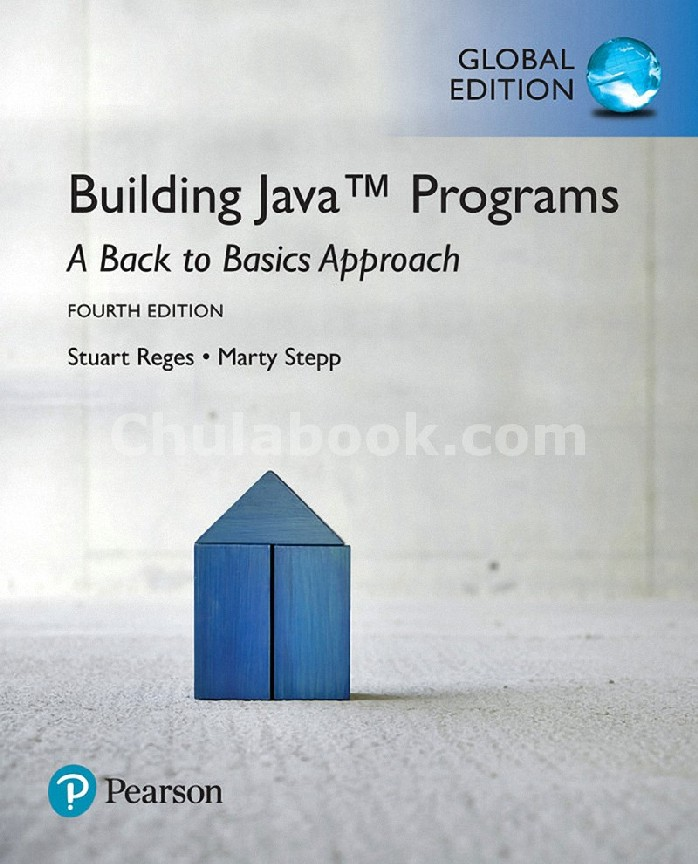 BUILDING JAVA PROGRAMS (GLOBAL EDITION)