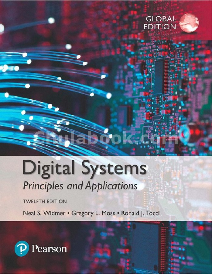 DIGITAL SYSTEMS: PRINCIPLES AND APPLICATIONS (GLOBAL EDITION)