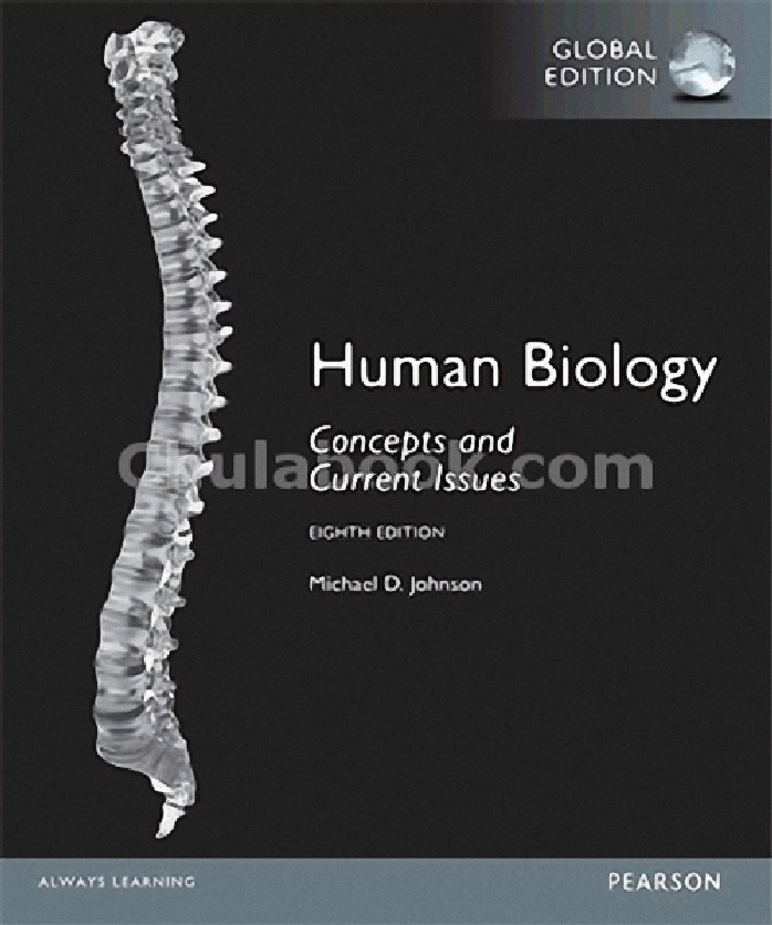 HUMAN BIOLOGY: CONCEPTS AND CURRENT ISSUES (GLOBAL EDITION)