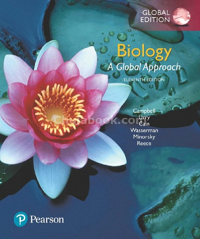 BIOLOGY: A GLOBAL APPROACH (GLOBAL EDITION)