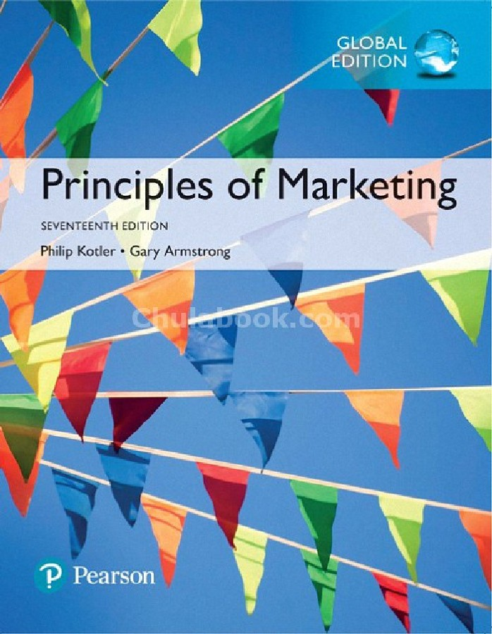 PRINCIPLES OF MARKETING (GLOBAL EDITION)