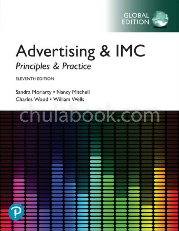 ADVERTISING AND IMC: PRINCIPLES AND PRACTICE (GLOBAL EDITION)