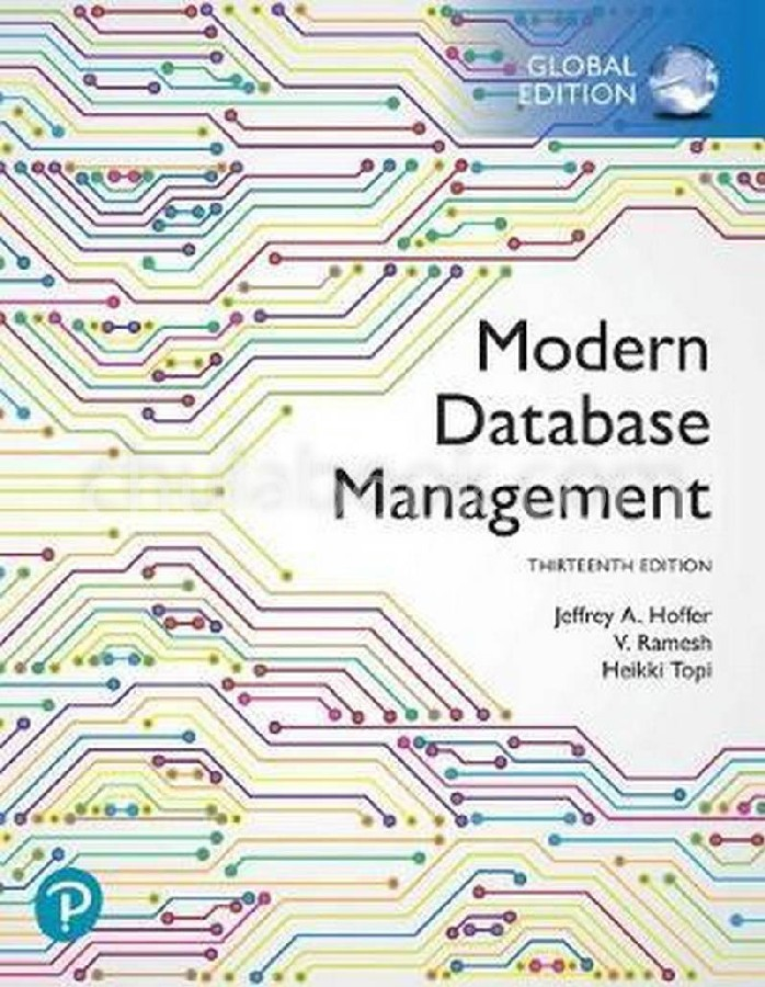 MODERN DATABASE MANAGEMENT (GLOBAL EDITION)