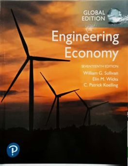 ENGINEERING ECONOMY (GLOBAL EDITION)