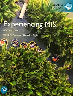 EXPERIENCING MIS (GLOBAL EDITION)