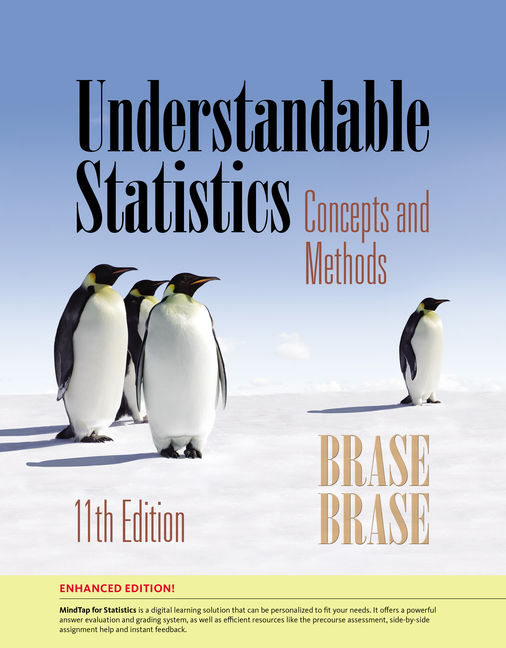 UNDERSTANDABLE STATISTICS (ENHANCED EDITION) (HC)