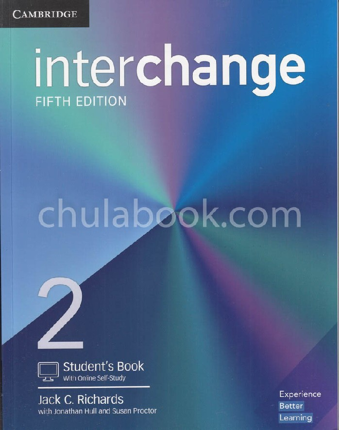 INTERCHANGE 2: STUDENT'S BOOK WITH SELF-STUDY