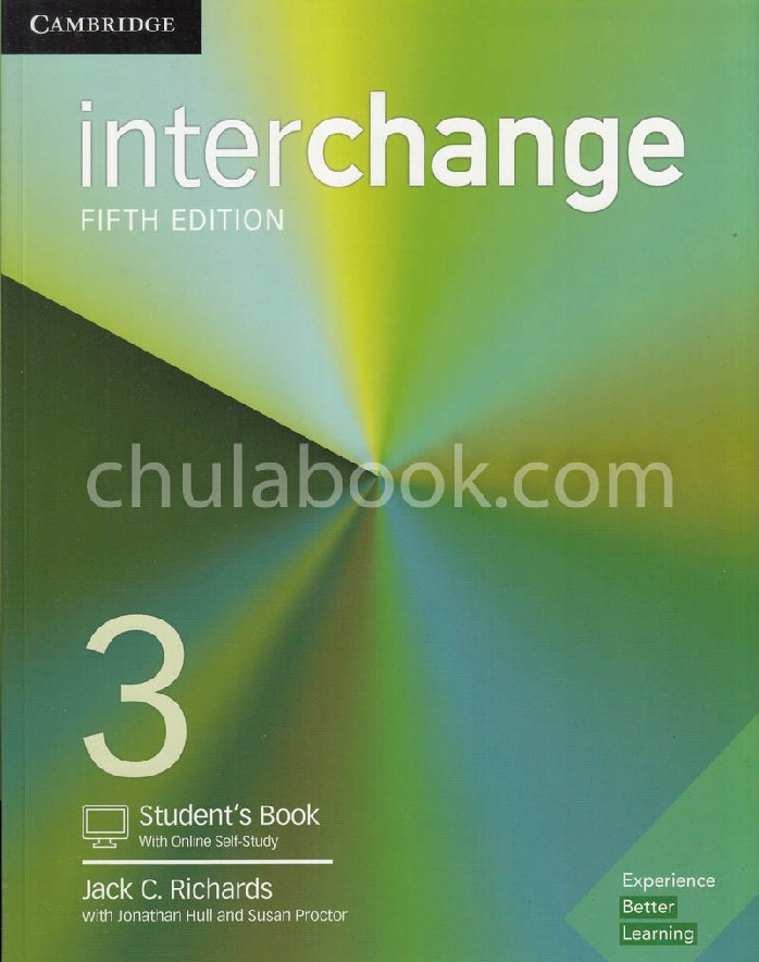 INTERCHANGE 3: STUDENT'S BOOK WITH SELF-STUDY