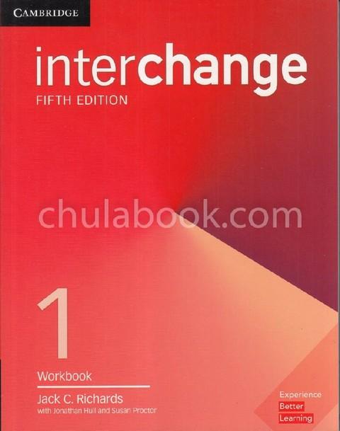 INTERCHANGE 1: WORKBOOK